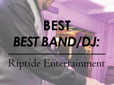 RIPTIDE ENTERTAINMENT - VOTED BEST DJ 2020 & 2019